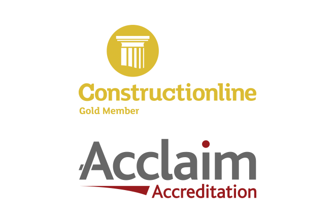 Constructionline and Acclaim